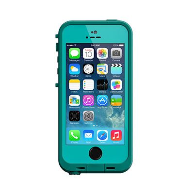 Waterproof iPhone 5s & iPhone 5 case | FRĒ from LifeProof | LifeProof