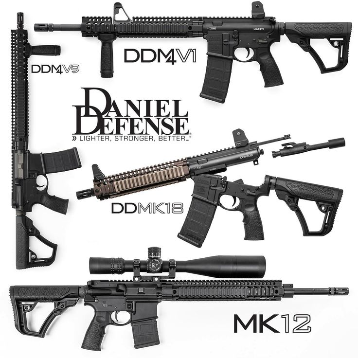 Daniel Defense - ask me why I love Daniel Defense... Do you have an hour?