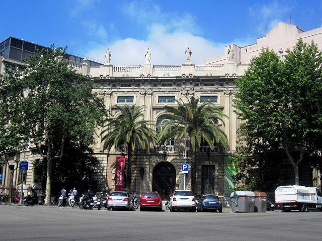 Redescubriendo Barcelona Y Más Allá 22 12 2015 Palau Casades Palau Barcelona Lugares Preciosos