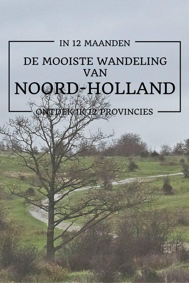 De Kroegloper die door Nationaal Park Zuid-Kennemerland loopt naar de Jopenkerk in Haarlem is de mooiste route van Noord-Holland