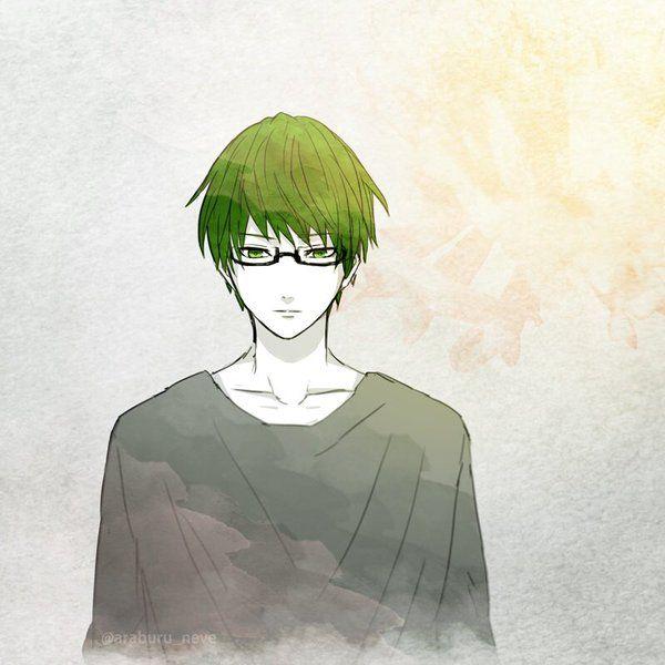 Midorima Shintarō 緑間 真太郎 | Shūtoku Kōkō | Kuroko no Basket 緑間くん