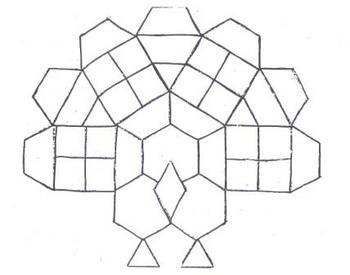 Turkey Pattern block