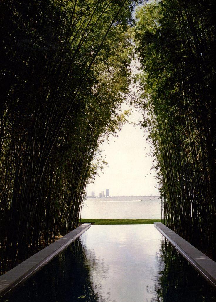 Calvin Klein residence Miami, Florida #GISSLER #interiordesign
