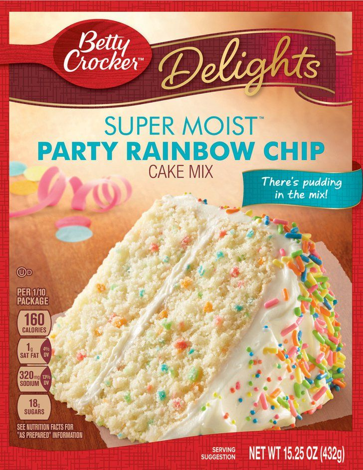 """Betty Crocker Recall 