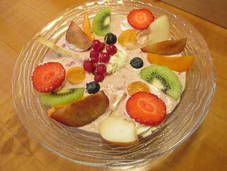 Bircher Müsli: The original overnight oats :-)