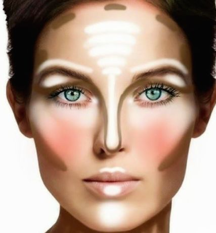 Professional Makeup Artist Jerome Alexander Explains How To Highlight & Contour Your Face Like A Pro