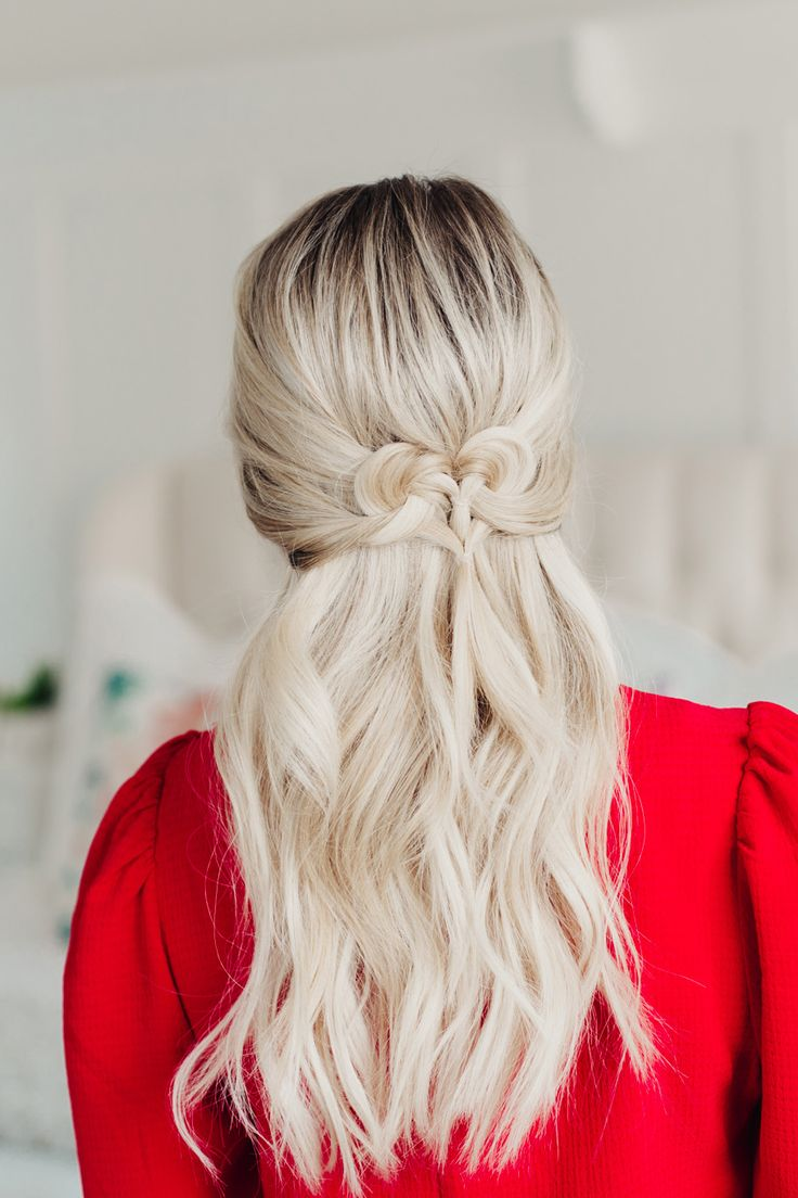 Valentine's Day Hairstyle - Lilith Moon and twistmepretty