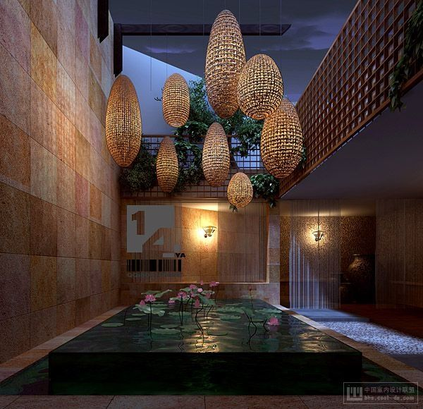 MSHomeInspiration Modern Asian Home Design