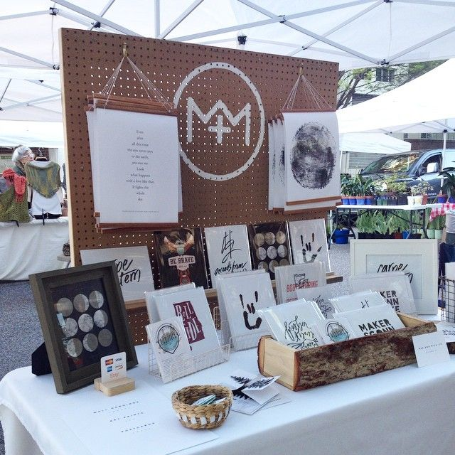 """My booth is set up at @pepperplacemarket ...if you're in Birmingham, come see me!! #market #makers"""