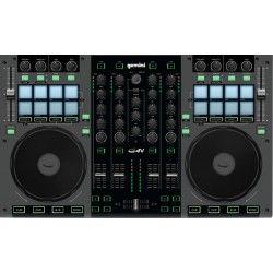 Gemini G4V 4 Channel DJ MIDI Controller (http://www.djcity.com.au/gemini-g4v-4-channel-dj-midi-controller)