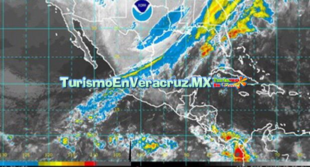 Conoce más del #pronóstico del #clima en www.turismoenveracruz.mx #Veracruz #Xalapa