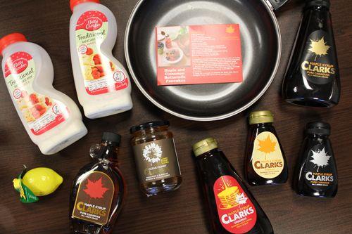 Win a Family Pancake Day Hamper