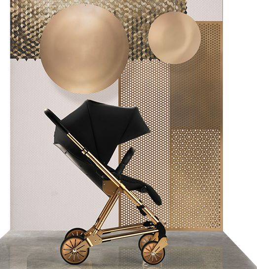 Now this is a stylin pram!! #RoseGold #Pram A good deal more on this site http://www.goskyride.co.uk/