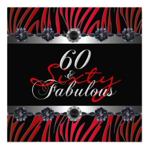 60 & Fabulous