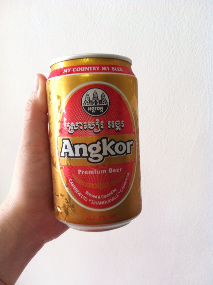 Cambodia Beer  My Country My Beer