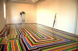 How to paint a plywood floor!
