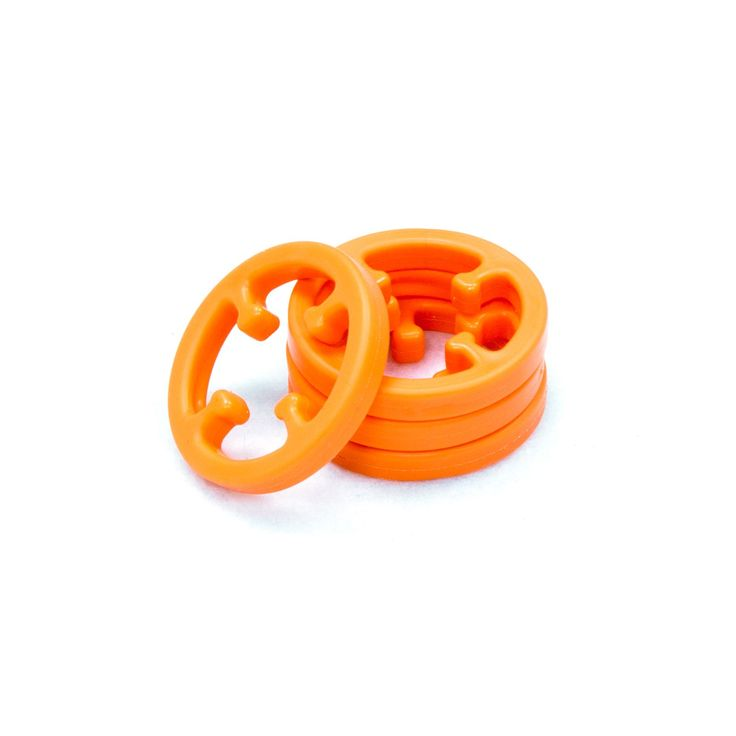Limbsaver Accessory Broadband Bands- (4 Pieces)-Orange