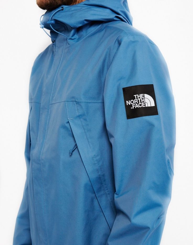 The North Face Black Label 1990 Mountain Jacket Blue - SALE at The Idle Man | #StyleMadeEasy