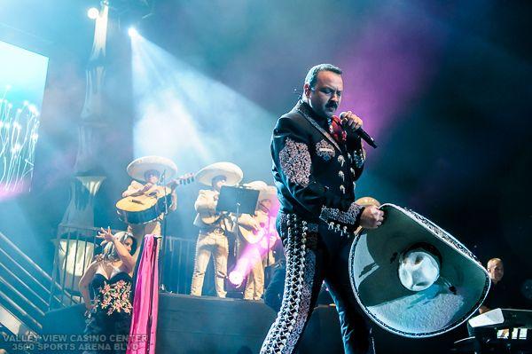 Pepe Aguilar concert