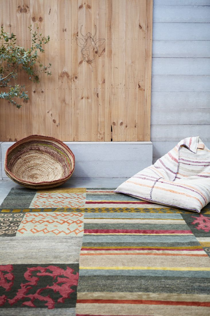 Hare + Klein Designer Rugs Collection - MEMORY by Meryl Hare