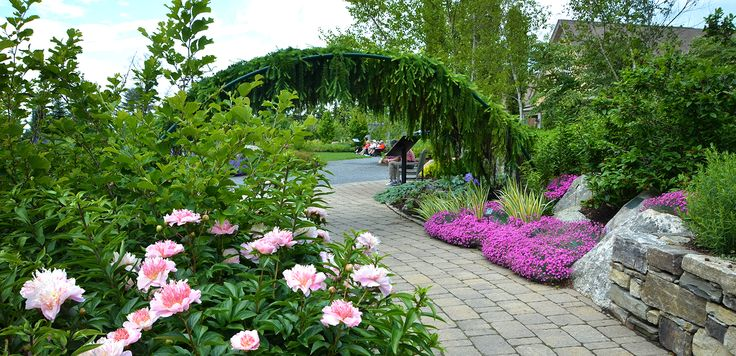 17 best images about botanical gardens on pinterest on - Botanical gardens boothbay harbor maine ...