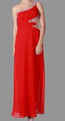 BG2550. Beautiful new ball gown. Purchase price $295. Available in coral, red, blue, black and soft pInk. Available for hire too. If you are looking for a gown with an interesting back that is semi fitting and easy to wear then this is the one! look at our facebook page to see the coral version with a shot of the back.