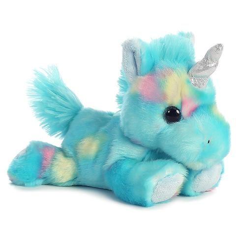 Bright Fancies - Blueberryripple Unicorn 7in