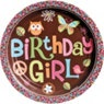 Hippie Chick Party Supplies - Hippie Chick Birthday-Party City