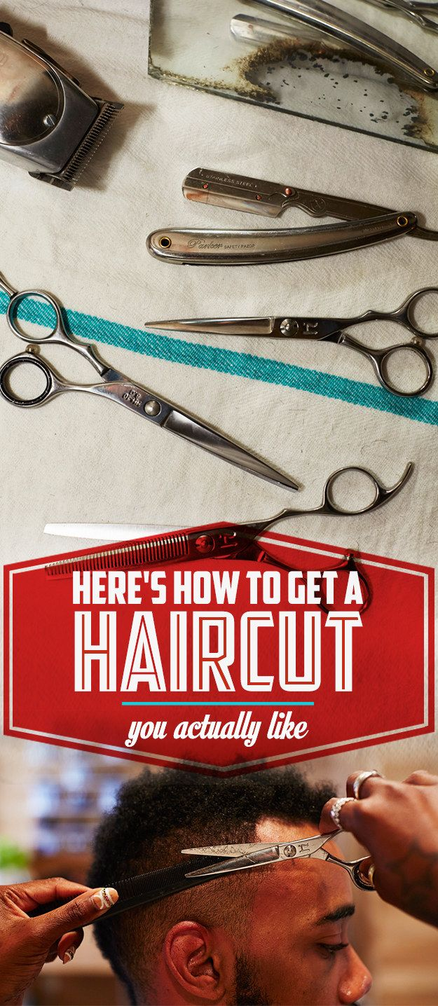 Here's How To Get A Haircut You Actually Like