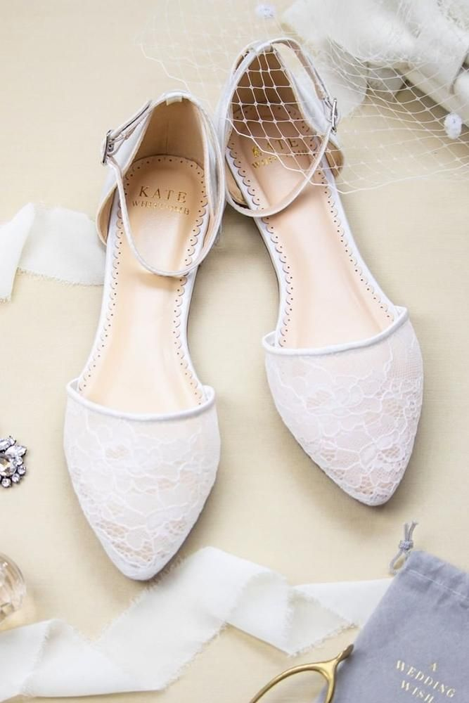 24 Elegant White Wedding Shoes Wedding Forward White Wedding Shoes Flats Wedding Shoes Flats Lace White Wedding Shoes