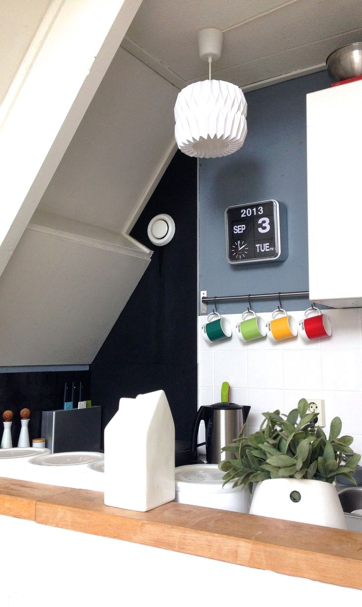 Via Flor | Kitchen | Karlsson Flip Clock | Habitat | Seletti | Pantone