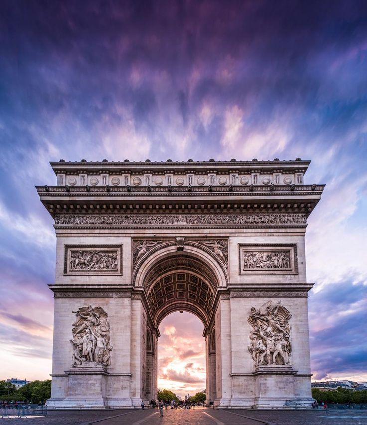 триумфальные арки картинка обладают