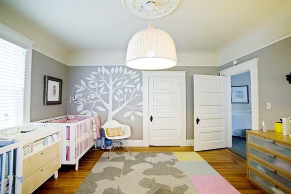 unisex baby room | 20 Photos of the Neutral Baby Room Ideas