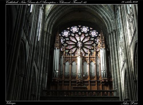 orgue de la cathédrale notre dame de l'assomption
