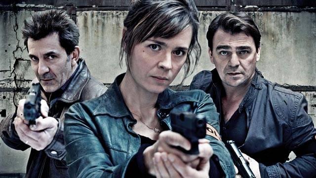 Engrenages. Saison 5, à l'automne 2014 sur Canal+ !!!