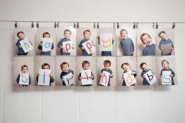 Foto - Geschenk - Idee-DIY- Für Opa-Für Oma-DIY Photo Idea -Grandparents -made…