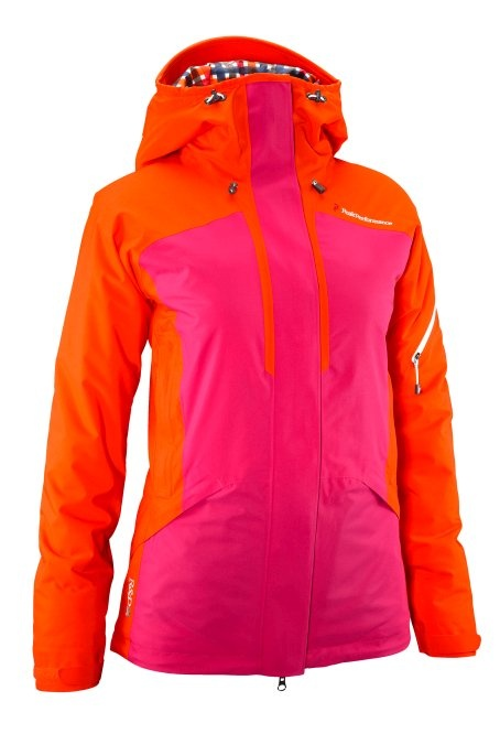 New Women's Heli Chilkat Jacket, Coming Fall 2013. $550