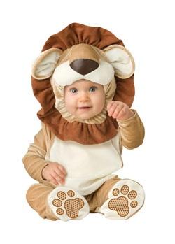 Lovable Lion Infant Toddler Costume