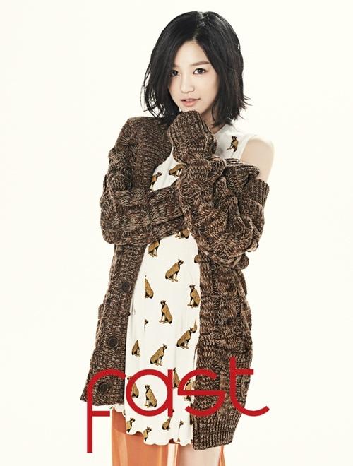 beautiful Lee Yoo-bi