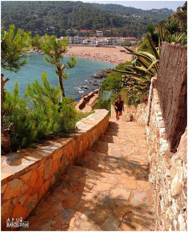El mágico Camino de Ronda en la Costa Brava - Sa Riera, Begur