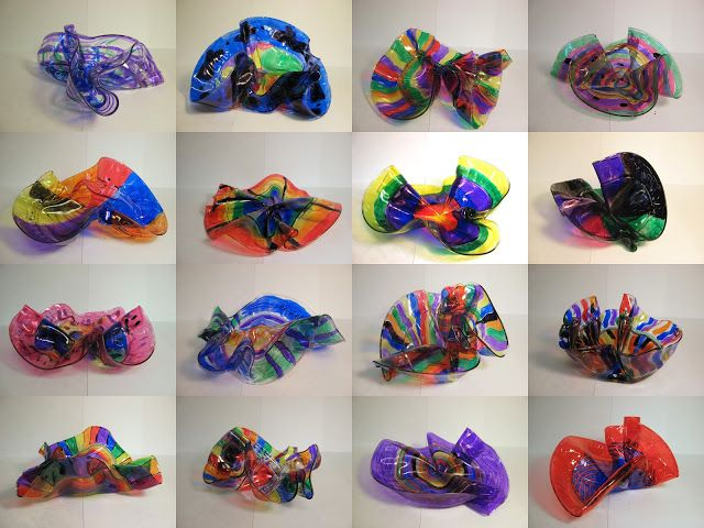 Art in the Middle...school: Celebrating Creativity Dale Chihuly