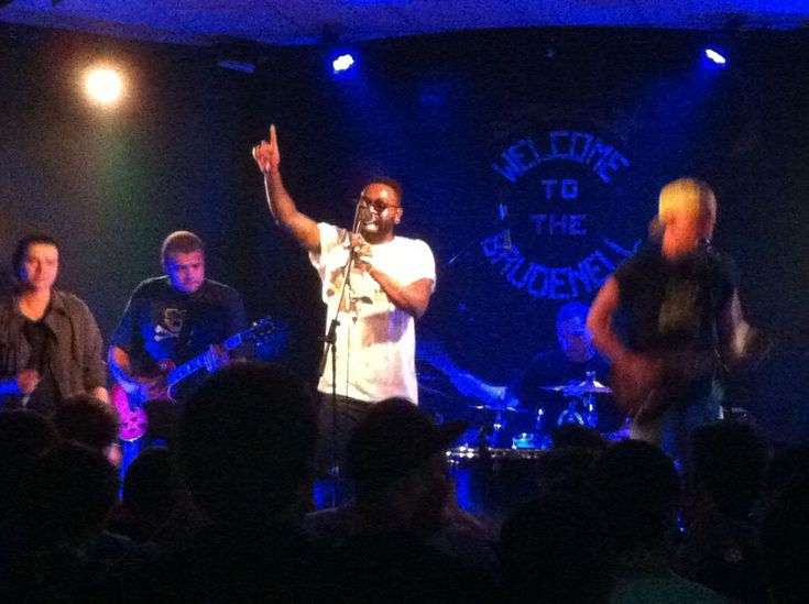 Mikill Pane Leeds gig review