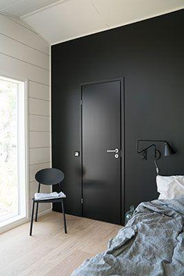 JELD-WEN-sisäovi Steady-lujalaakaovi 411 maalattu musta http://www.jeld-wen.fi/ovet/sisaovet/sisaovivalikoima/tuotesivu/?productId=18809