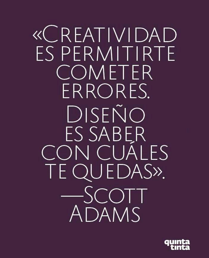#Creatvidad vs diseño