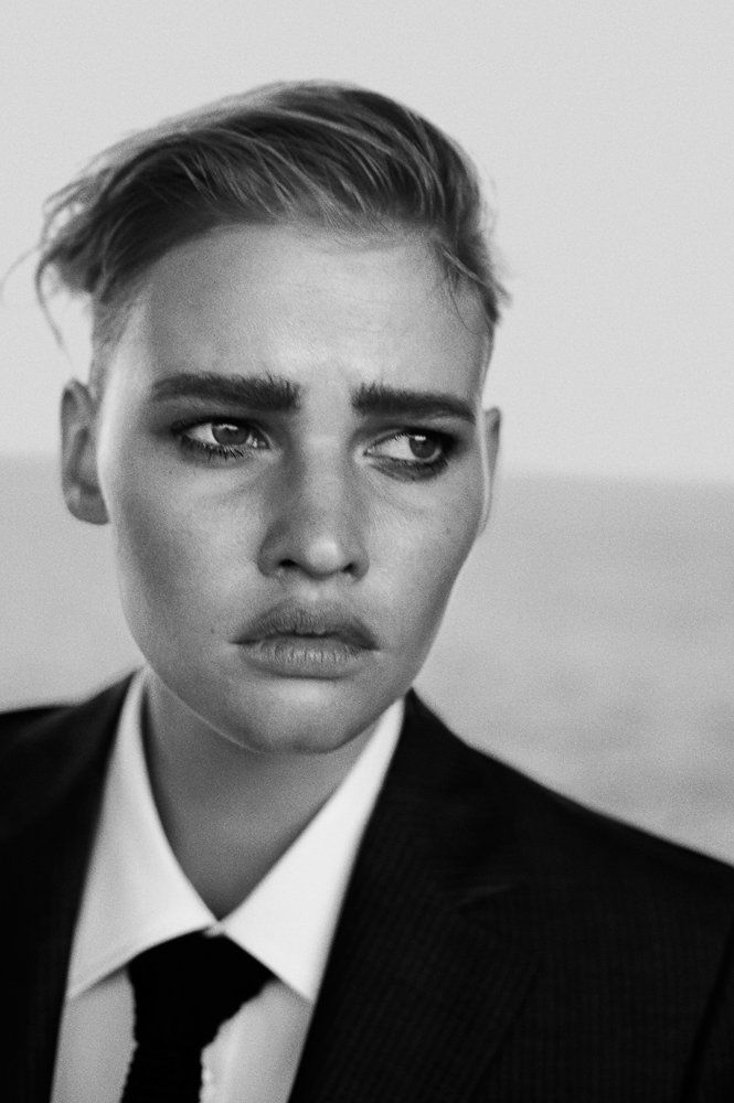 Exclusive Photos from Peter Lindbergh's Images of Women II: 2005–2014 – Vogue