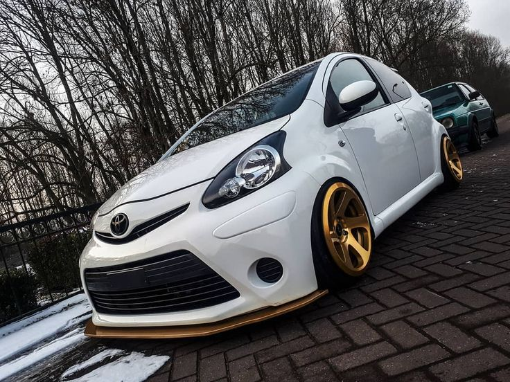 238 Likes, 24 Comments   Wilco (@slammed_aygo) On Instagram: U201cFront