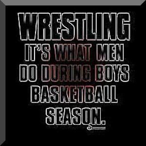 Wrestling sayings