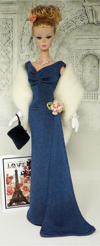 OOAK Fashion for Silkstone Barbie & Fashion Royalty by Donna