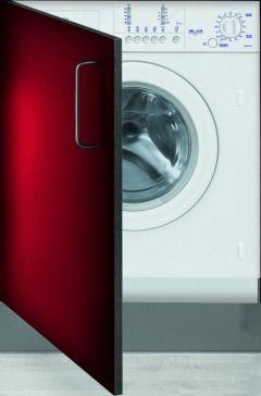 Baumatic BWMI1206.1 Built In Washer in Built In Washing Machines