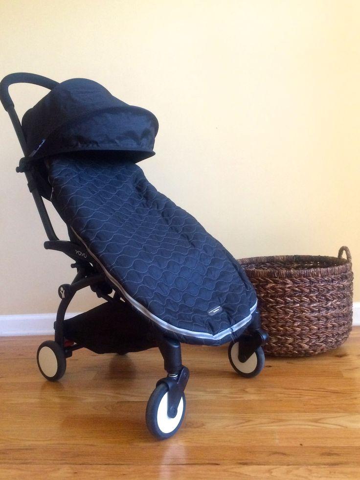 Newly Upgraded - BabyZen Stroller with JJ Cole Urban Bundleme